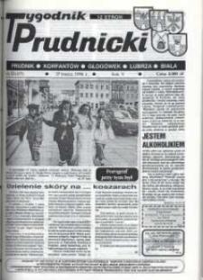 Tygodnik Prudnicki : Prudnik, Korfantów, Głogówek, Lubrza, Biała. R. 5, nr 13 (177).