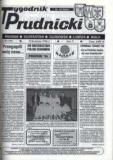 Tygodnik Prudnicki : Prudnik, Korfantów, Głogówek, Lubrza, Biała. R. 5, nr 15 (179).