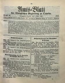 Amts-Blatt der Königlichen Regierung zu Oppeln, 1901, Bd. 86, St. 10