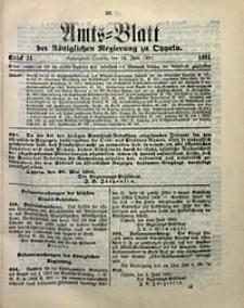 Amts-Blatt der Königlichen Regierung zu Oppeln, 1901, Bd. 86, St. 24
