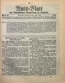 Amts-Blatt der Königlichen Regierung zu Oppeln, 1901, Bd. 86, St. 30