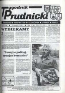 Tygodnik Prudnicki : Prudnik, Korfantów, Głogówek, Lubrza, Biała. R. 5, nr 25 (188) [189].