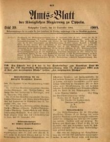 Amts-Blatt der Königlichen Regierung zu Oppeln, 1904, Bd. 89, St. 39