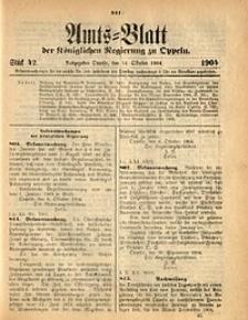Amts-Blatt der Königlichen Regierung zu Oppeln, 1904, Bd. 89, St. 42