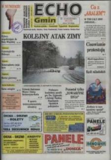 Echo Gmin : kędzierzyńsko-kozielski tygodnik regionalny 2000, nr 4 (125).
