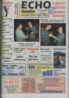 Echo Gmin : kędzierzyńsko-kozielski tygodnik regionalny 2000, nr 7 (128).
