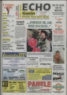 Echo Gmin : kędzierzyńsko-kozielski tygodnik regionalny 2000, nr 10 (131).