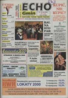 Echo Gmin : kędzierzyńsko-kozielski tygodnik regionalny 2000, nr 11 (132).