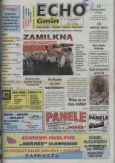 Echo Gmin : kędzierzyńsko-kozielski tygodnik regionalny 2000, nr 32 (153).