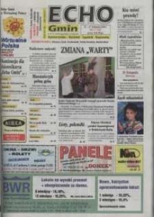 Echo Gmin : kędzierzyńsko-kozielski tygodnik regionalny 2000, nr 47 (168).