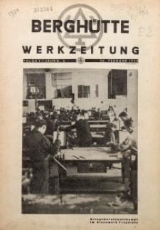 Berghütte-Werkzeitung, 1944, Jg. 3, Folge 1