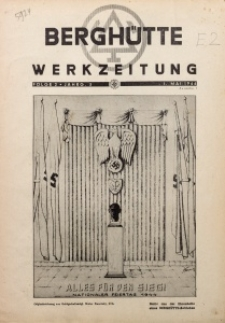 Berghütte-Werkzeitung, 1944, Jg. 3, Folge 2