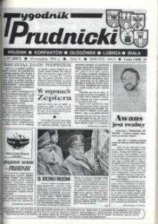 Tygodnik Prudnicki : Prudnik, Korfantów, Głogówek, Lubrza, Biała. R. 5, nr 37 (200) [201].