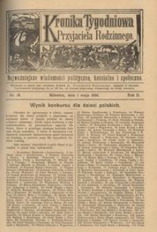 Kronika Tygodniowa do Przyjaciela Rodzinnego, 1896, R. 2, nr 18