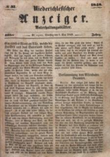 Niederschlesischer Anzeiger, 1948, Jg. 40, No. 37