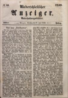 Niederschlesischer Anzeiger, 1948, Jg. 40, No. 51