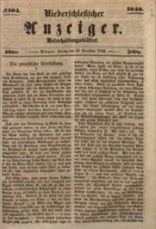 Niederschlesischer Anzeiger, 1948, Jg. 40, No. 104