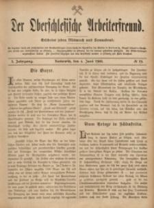Der Oberschlesische Arbeiterfreund, 1900/1901, Jg. 1, No 19