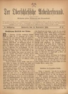 Der Oberschlesische Arbeiterfreund, 1901/1902, Jg. 2, No 48