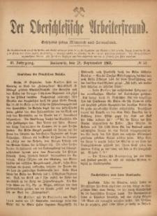 Der Oberschlesische Arbeiterfreund, 1901/1902, Jg. 2, No 50