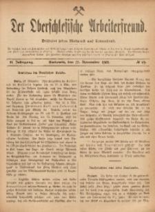 Der Oberschlesische Arbeiterfreund, 1901/1902, Jg. 2, No 69