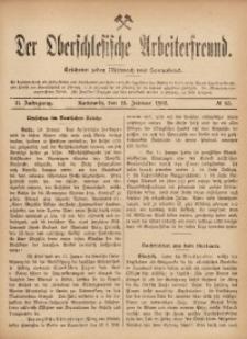 Der Oberschlesische Arbeiterfreund, 1901/1902, Jg. 2, No 83