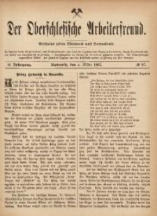 Der Oberschlesische Arbeiterfreund, 1901/1902, Jg. 2, No 97