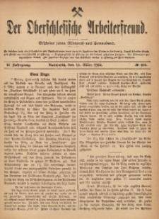 Der Oberschlesische Arbeiterfreund, 1901/1902, Jg. 2, No 100