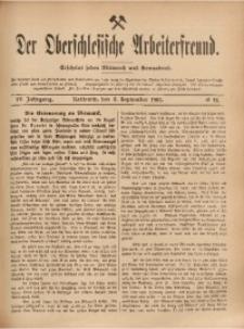 Der Oberschlesische Arbeiterfreund, 1903/1904, Jg. 4, No 46
