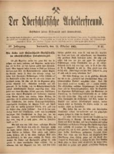 Der Oberschlesische Arbeiterfreund, 1903/1904, Jg. 4, No 57