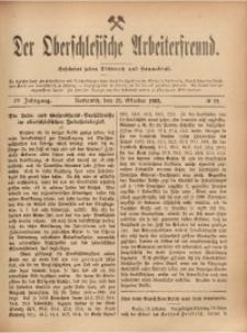 Der Oberschlesische Arbeiterfreund, 1903/1904, Jg. 4, No 59