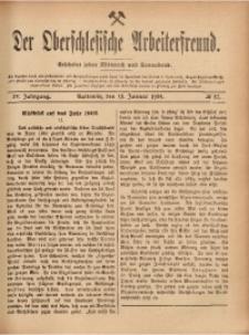 Der Oberschlesische Arbeiterfreund, 1903/1904, Jg. 4, No 82