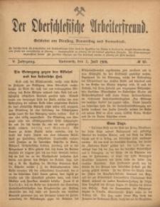 Der Oberschlesische Arbeiterfreund, 1904/1905, Jg. 5, No 40