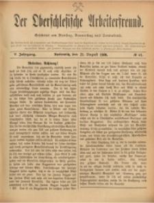 Der Oberschlesische Arbeiterfreund, 1904/1905, Jg. 5, No 61