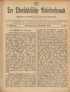 Der Oberschlesische Arbeiterfreund, 1904/1905, Jg. 5, No 66