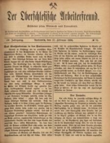 Der Oberschlesische Arbeiterfreund, 1904/1905, Jg. 5, No 95