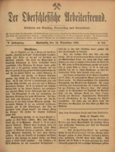 Der Oberschlesische Arbeiterfreund, 1904/1905, Jg. 5, No 114