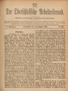 Der Oberschlesische Arbeiterfreund, 1904/1905, Jg. 5, No 124