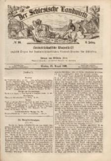 Der Schlesische Landwirth, 1866, Jg. 2, No 34