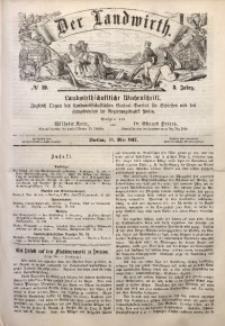 Der Landwirth, 1867, Jg. 3, No 19