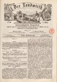 Der Landwirth, 1868, Jg. 4, No 50