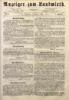 Anzeiger des Schlesischen Landwirth, 1867, Jg. 3, No 8