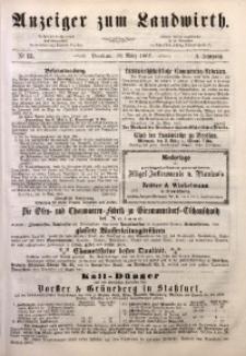 Anzeiger des Schlesischen Landwirth, 1867, Jg. 3, No 13