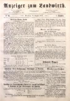 Anzeiger des Schlesischen Landwirth, 1867, Jg. 3, No 32
