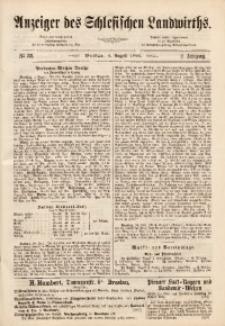 Anzeiger des Schlesischen Landwirth, 1866, Jg. 2, No 31