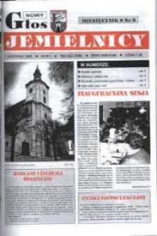 Nowy Głos Jemielnicy : miesięcznik. R. 1, nr 9.