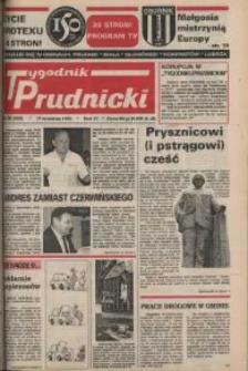 Tygodnik Prudnicki : Prudnik, Biała, Głogówek, Korfantów, Lubrza. R. 6, nr 38 (252).