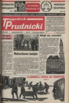 Tygodnik Prudnicki : Prudnik, Biała, Głogówek, Korfantów, Lubrza. R. 6, nr 40 (254).