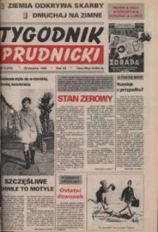 Tygodnik Prudnicki : Prudnik, Biała, Korfantów, Głogówek, Lubrza. R. 7, nr 4 (270).