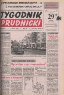 Tygodnik Prudnicki : Prudnik, Biała, Korfantów, Głogówek, Lubrza. R. 7, nr 9 (275).
